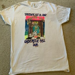 Other - Grateful Dead commemorative tee from UVA Show
